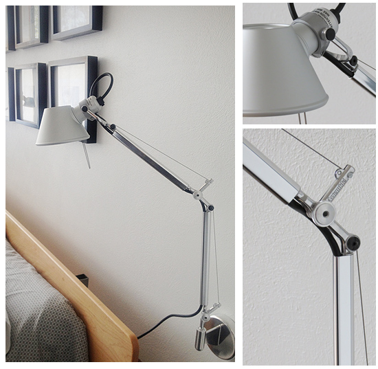 Tolomeo Wall Lamp Bedroom : Let There Be Light A Goode House