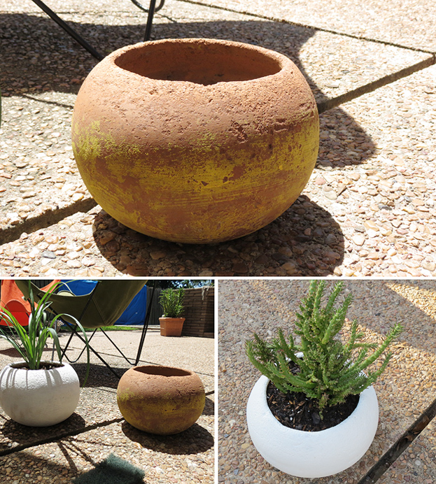 Glow In The Dark Paint Flower Pots Image Search Results