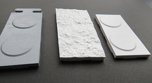Coin Rubber Flooring Samples