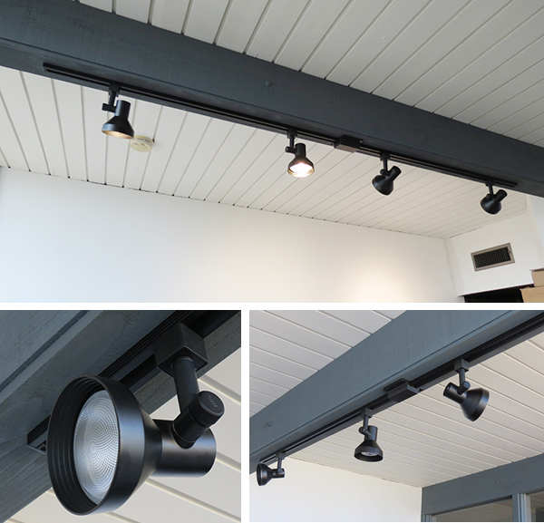 tracklighting-workoutroom & Staying on Track | A Goode House azcodes.com