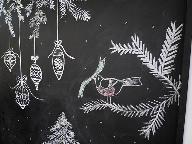 Christmas-chalkboard-bird
