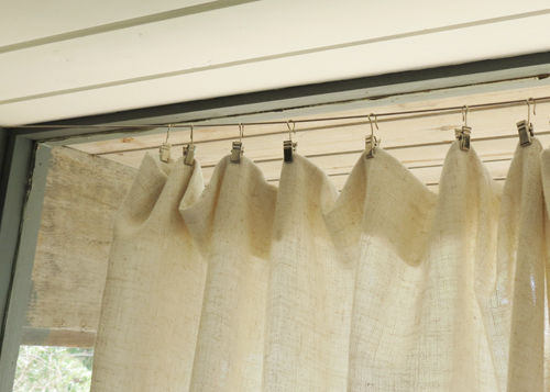 How To Hang Curtains From Ceiling My Web Value